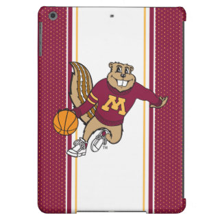 Goldy Gopher Basketball Case For iPad Air
