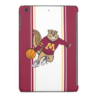 Goldy Gopher Basketball iPad Mini Case