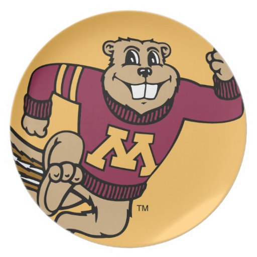 goldy gopher Colouring Pages