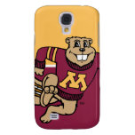 Goldy Gopher Galaxy S4 Covers