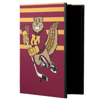 Goldy Gopher Hockey Cover For iPad Air
