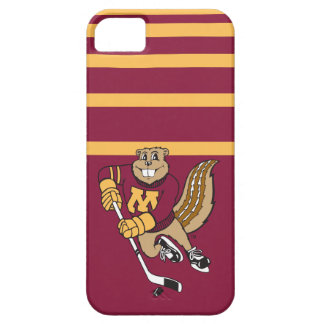 Goldy Gopher Hockey iPhone SE/5/5s Case