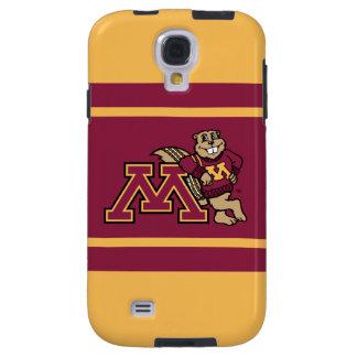 Goldy Gopher & Minnesota M Galaxy S4 Case