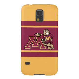 Goldy Gopher & Minnesota M Galaxy S5 Cover