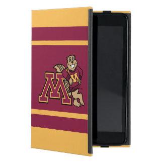 Goldy Gopher & Minnesota M iPad Mini Case