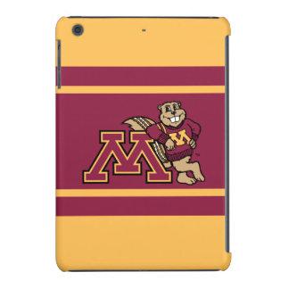 Goldy Gopher & Minnesota M iPad Mini Cover