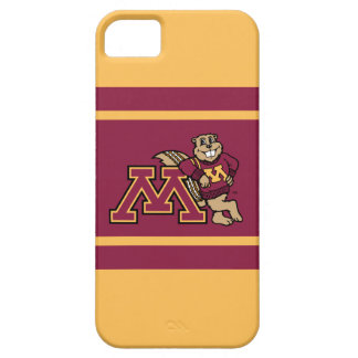 Goldy Gopher & Minnesota M iPhone SE/5/5s Case