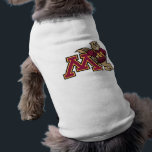 """Goldy Gopher &amp; Minnesota M T-Shirt<br><div class=""""desc"""">Show off your University of Minnesota athletics pride! Get your Goldy the Gopher gear here. Personalize your own Minnesota merchandise on Zazzle.com with your name or class year. Try adding text using various fonts &amp; view a preview of your design!</div>"""
