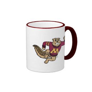 Goldy Gopher Coffee Mugs