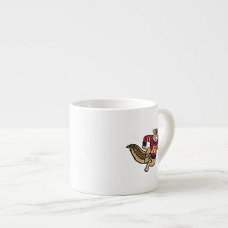 Goldy Gopher Espresso Mugs