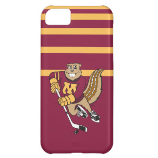 Goldy Hockey iPhone 5C Cover