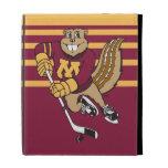 Goldy Hockey iPad Folio Covers