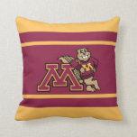 Goldy & Minnesota M Pillows