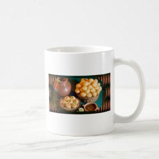 GOLE GAPPAY Panni Puri Indian Cuisine Snack Coffee Mug