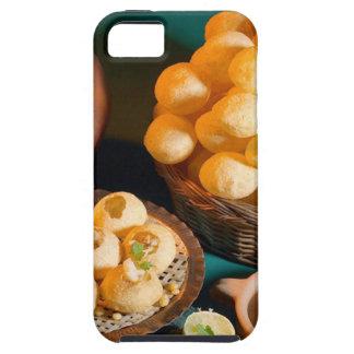 GOLE GAPPAY Panni Puri Indian Cuisine Snack iPhone SE/5/5s Case