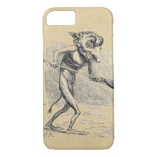 Golem Stirs the Cauldron iPhone 8/7 Case