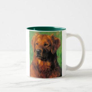 Golen Retriever mug