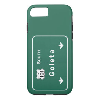 Goleta US-101 South Interstate California Ca - iPhone 7 Case
