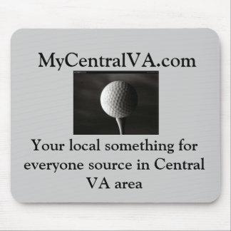 golf-07, MyCentralVA.com, su local algo… Alfombrilla De Raton