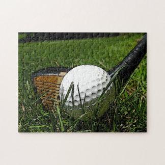 Golf 101 jigsaw puzzle