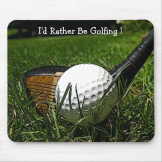 Golf 101 Mousepad Tapete De Ratón