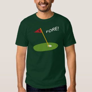 golf 1 camisas