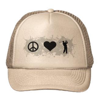 Golf 1 trucker hats