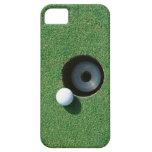 Golf 2 funda para iPhone SE/5/5s