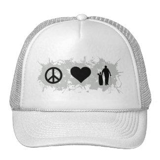 Golf 2 hats