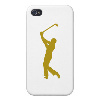 golf-2 iPhone 4 case