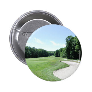 Golf (2) pinback button