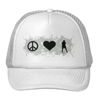 Golf 3 mesh hats