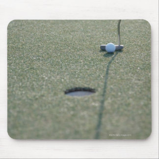 Golf 3 mouse pad