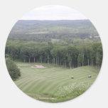 Golf (4) pegatina