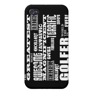 Golf Ace Golfers Greatest Golfer in the World Ever iPhone 4/4S Case
