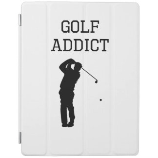 Golf Addict iPad Cover