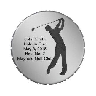 Golf Agujero-en-uno personalizable de la conmemora Latas De Caramelos