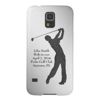 Golf Agujero-en-uno personalizable de la Funda Para Galaxy S5