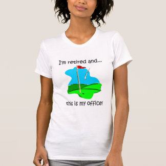 Golf and retirement T-Shirt