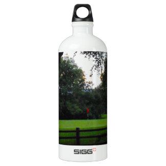 Golf Anyone Aluminum Water Bottle