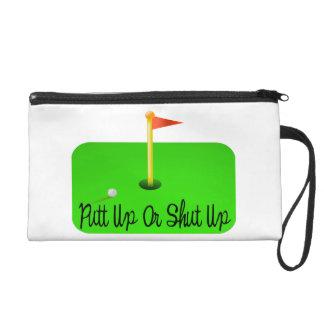 Golf ascendente o cerrado del putt