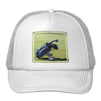Golf Bag Baseball Hat
