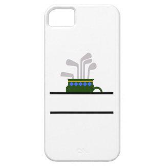 GOLF BAG NAME DROP iPhone 5 COVERS