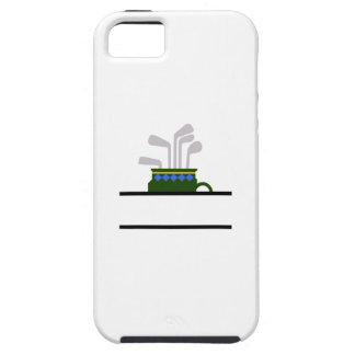 GOLF BAG NAME DROP iPhone 5 CASES