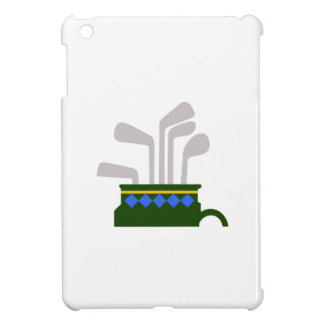 GOLF BAG POCKET TOPPER COVER FOR THE iPad MINI
