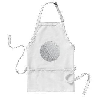 golf_Ball2 WHITE GOLF BALL SPORTS GRAPHICS VECTOR Aprons