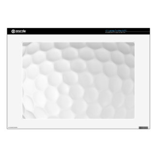 "Golf Ball 15"" Laptop Skin (Mac & PC)"