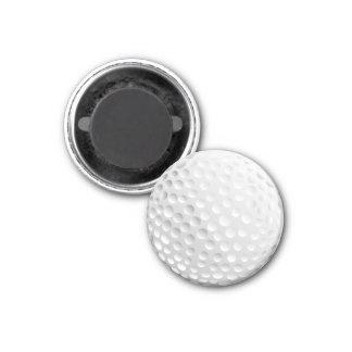 Golf Ball 1 Inch Round Magnet