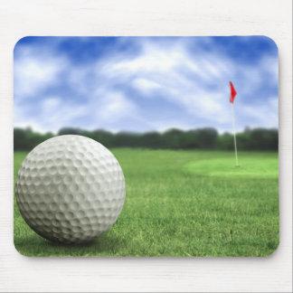 Golf Ball 4 Fairway Mouse Pad