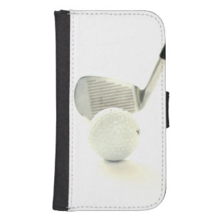 Golf Ball and Club Phone Wallet
